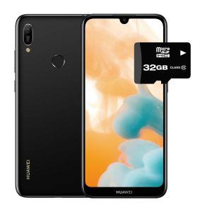 Celular Huawei Y6 2019 Dual Sim Negro 32GB + Micro SD 32GB de regalo