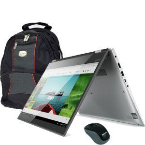 Laptop Lenovo YOGA 530-14ARR RYZEN 3 8GB/128SSD Negro