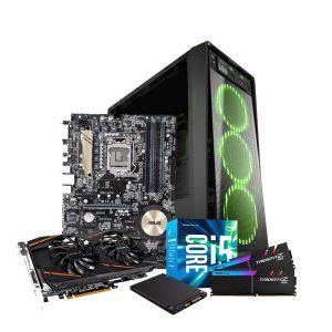 Computadora Pc Gamer Radeon Rx 5780 Gaming Cpu Intel Core I5 7400 Ram 16gb Rgb