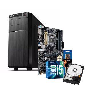 Computadora Pc Intel Core I5-7400 Disco Duro 1TB Ram 8GB