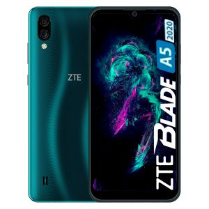 CELULAR ZTE BLADE A5 2020 32GB GREEN DUAL SIM ADAP 2P