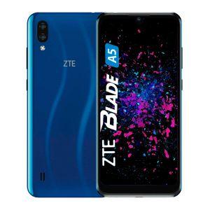 CELULAR ZTE BLADE A5 64GB-2GB AZUL SINGLE SIM
